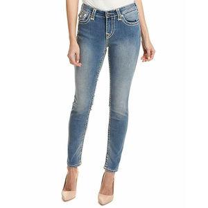 True Religion Women's Skinny Super T Stretch Jeans